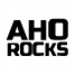 aho rocks Logo von Adrian Hotz